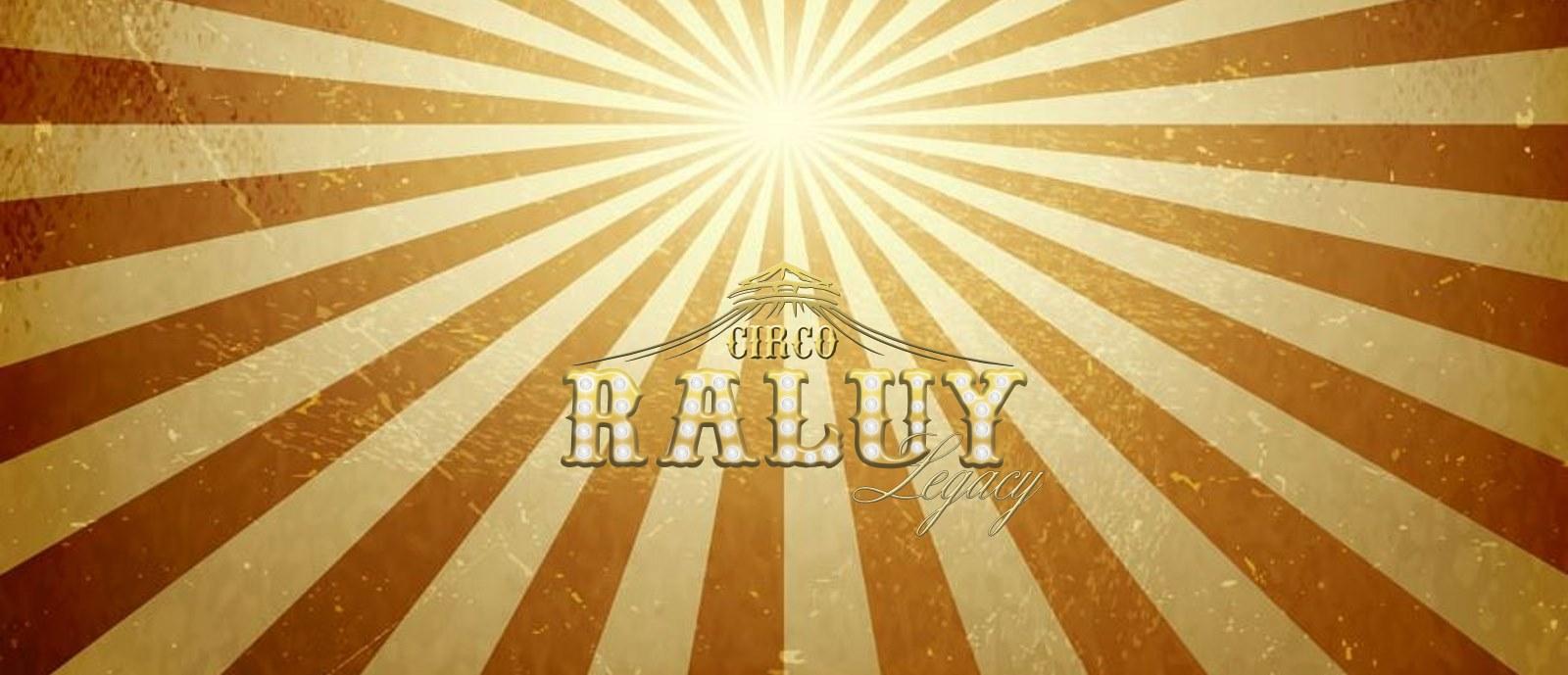 Logotipo del Circo Raluy