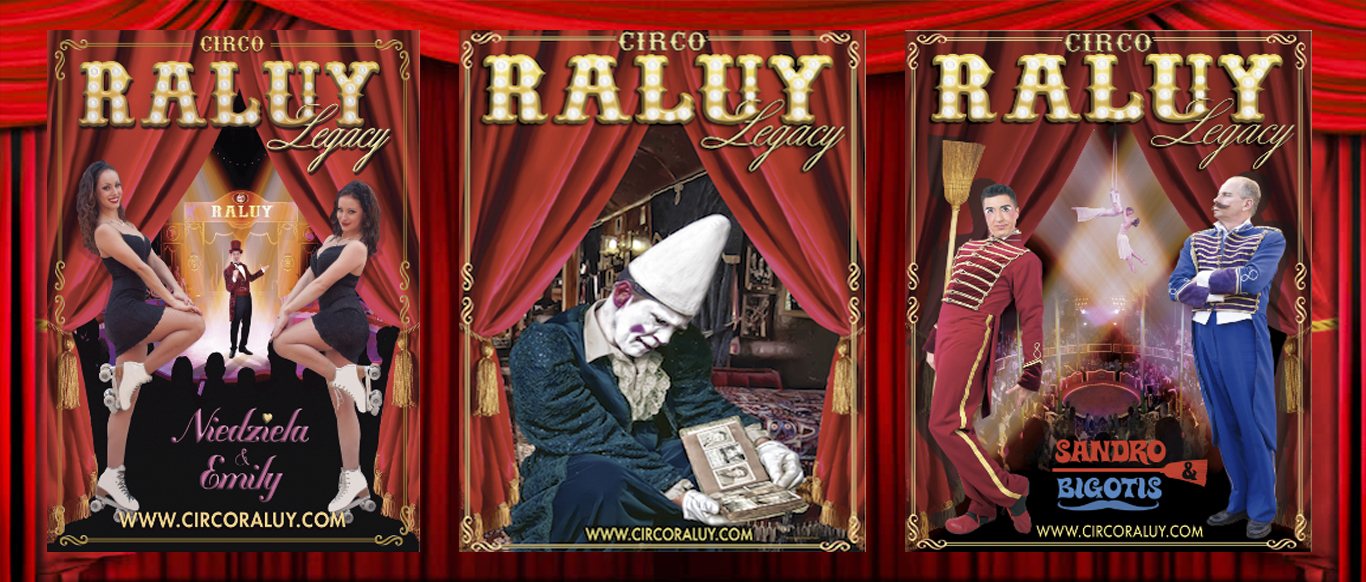 circo raluy carteles