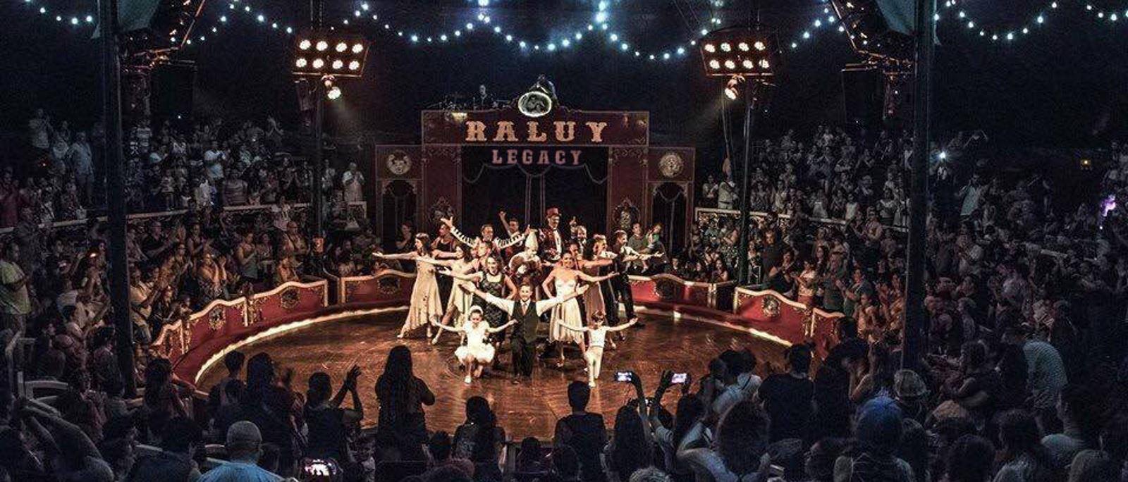 Circo Raluy Legacy Final 2017
